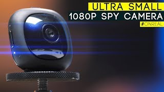 OnReal: ULTRA SMALL 1080p Spy Cam First Impressions