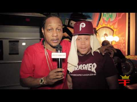 DJ Quik + Infra Red | Backstage exclusive Interview