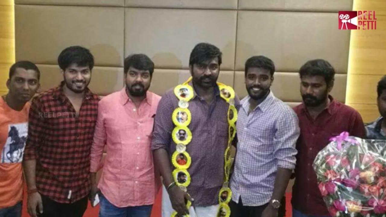 Vijay Sethupathi Celebrating his 39th Birthday   Exclusive Photos   Tamil Movies Updates   Kollywood