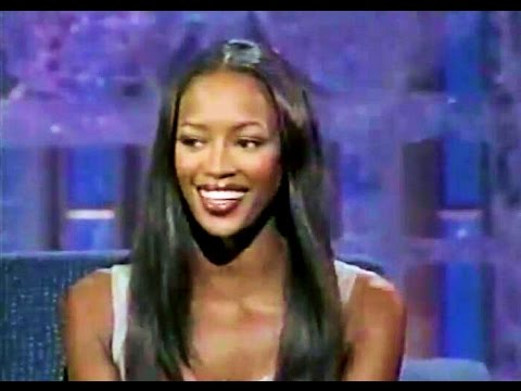 Naomi Campbell - On Magic Johnson Show