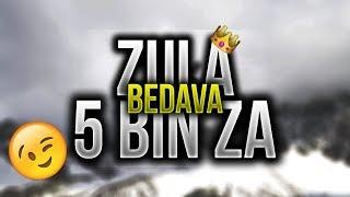 BEDAVA 5.000 ZULA ALTINI!
