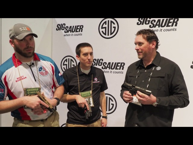 SIG Sauer Introduces the P320 X-Series