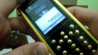 видео Элитные телефоны копии