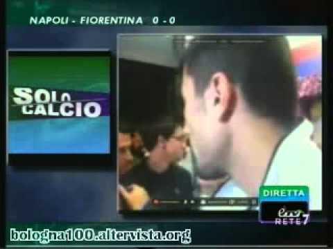 Bologna FC 1909 – Inter 1-3 24/09/2011 Kone dopo la gara