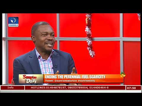Esele Foresees Increase In Subsidy,Fuel Pump Price In 2018,Explains Why Pt.4 |Sunrise Daily|
