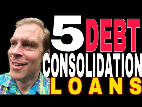 5 Best Debt Consolidation Loan Websites for 2021 – Up to $35,000+