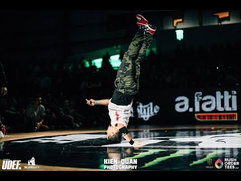 Alkolil vs Roxrite [1/8 Final] // Bboy World // Silverback Open 2017