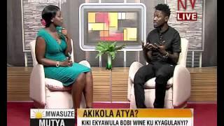 Kiki ekyawula Bobi wine ku Kyagulanyi