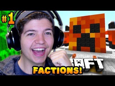 "Minecraft COSMIC FACTIONS ""NEW PLANET!"" #1 w/PrestonPlayz (Season 6)"