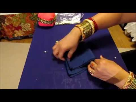 HOW TO MAKE A FABRIC BELT : LEARN TO SEW STEP BY STEP.