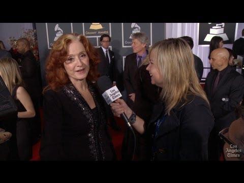 Bonnie Raitt, winner of Best Americana Album: Grammy Awards