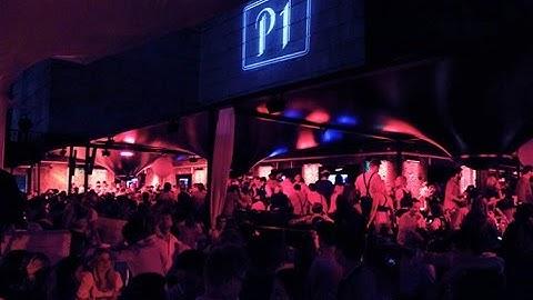 P1  Munich - Nightclub