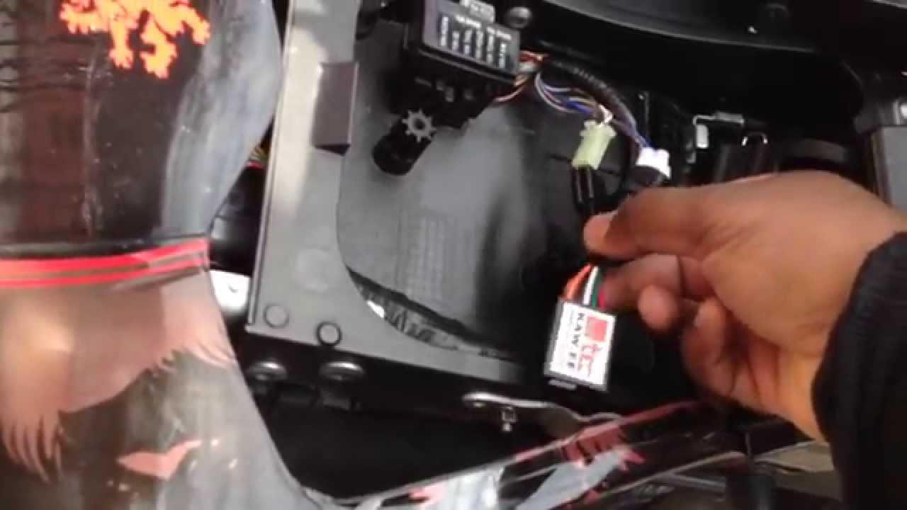 Vizi Tec Servo Eliminator Install On My 2010 Zx10r