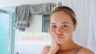 college morning routine 🌿💫 UCSB