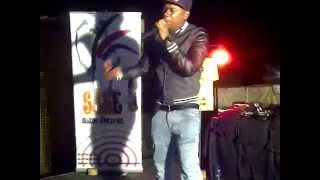 SA Underground Hip Hop. Poltagyst performance at The VHHF (Vaal Hip Hop Festival)