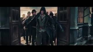 Трейлер Assassins Creed Syndicate Skillet Rise (2017)
