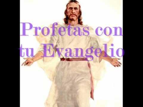 Te Damos Señor Nuestras Gracias - Iglesia de Jesucristo S.U.D