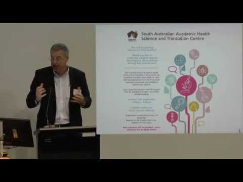 Prof Steve Wesselingh: The medical research career path: Is there a right way?