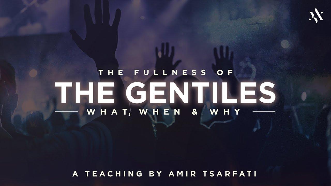 Download Amir Tsarfati: The Fullness of the Gentiles