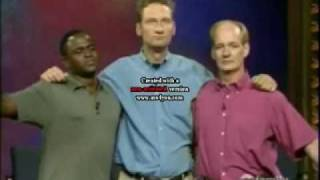 Whose Line - 3-Headed Broadway Star: They Threw It Away