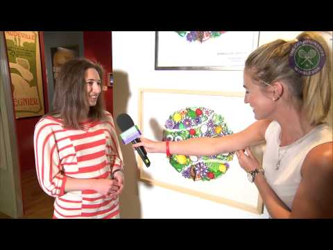 Live @ Wimbledon's Rachel Stringer meets Yulia Brodskaya