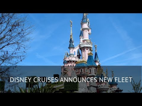 River Cruise Accidents: Disney Announces New Fleet of Cruise Ships