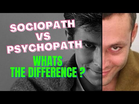 Sociopath Vs Psychopath Whats The Difference ?