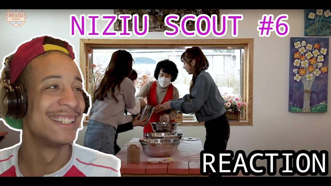 [NiziU Scout] #6 Reaction {English}