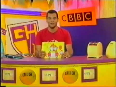 Cbbc2 Continuity 2001 Birthday Cards With Michaelwmv Youtube