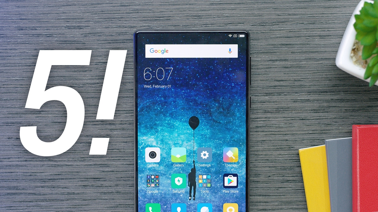 Top 5 Future Smartphone Features | The Future of Mobile Technology