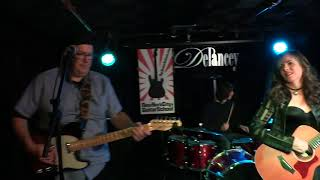 The Record Players - Folsom Prison Blues - NYC Guitar School Rock Band 11-4-17