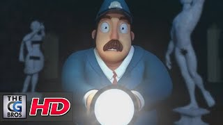 "CGI 3D Animated Short ""None of That"" - by Group Suspific TheCGBros"
