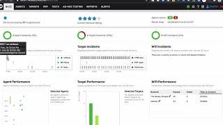 NetBeez WAN and Wi-Fi Network Monitoring Demo