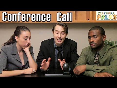 Conference Call [Practical Folks]