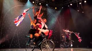 Glastonbury Circus 2013 in Slowmo