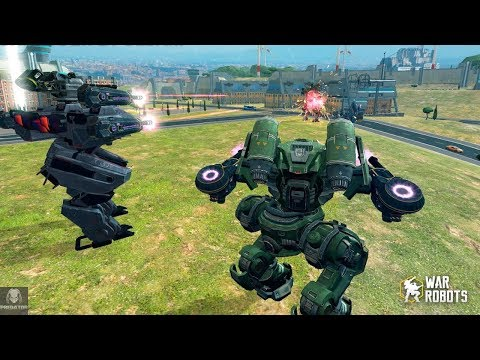 MAX Level Rogatka Pulsar Locking Down Enemies In Champion League | War Robots