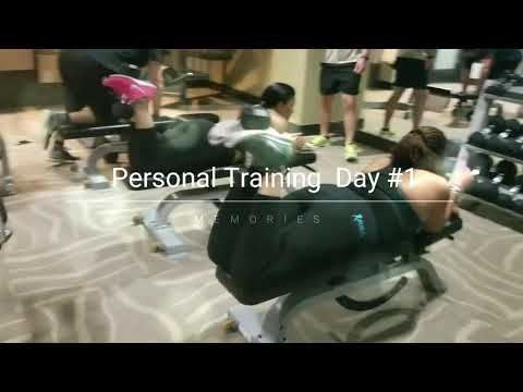 Small Group Personal Training Day #1