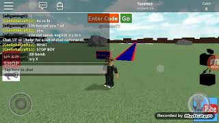 ROBLOX: Playing 2 maps. Tycoon superhero and your normal elevator