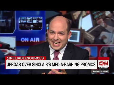 Sinclair Requires Anchors To Read Script Bashing &39;Fake&39; News