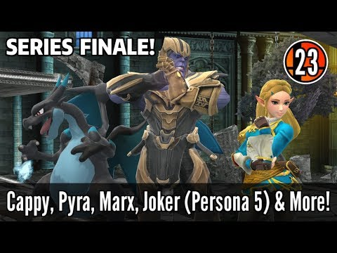 37 Character Skins 12 Custom Stages & More - Smash Bros Wii U Mod Showcase 23 Series Finale
