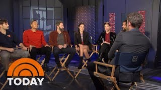 failzoom.com - 'Justice League' Cast Talks New Film And What It's Like Being Idolized By Kids | TODAY