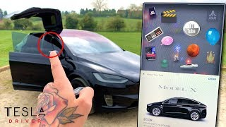 Top 12 Tesla Easter Eggs 2019 - do you know them all?