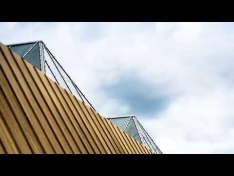 Zeitraffer Shorties: Esslingen Sporthalle 01 [HD]