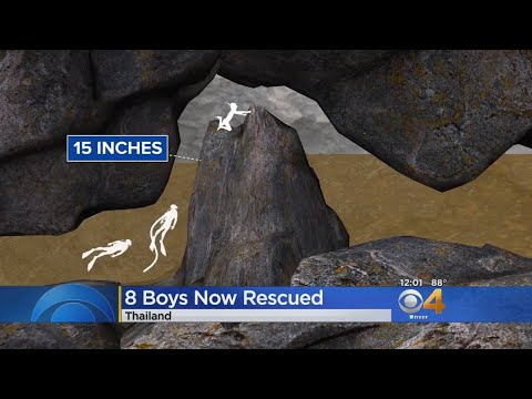 A Denver-Based Company Helps With Cave Rescue