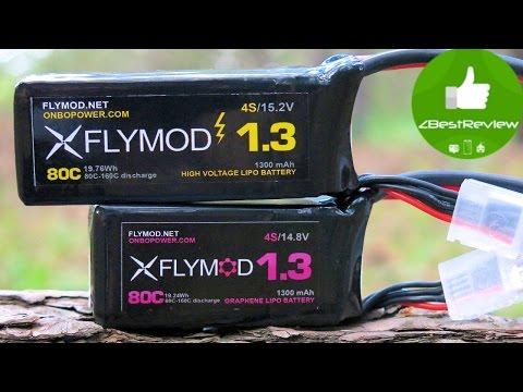 ✔ Ядреные Липохи из Flymod.net! Аккумуляторы LiHV и Graphene 80-160C!