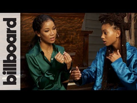Jhené Aiko & Willow Smith on Touring Together: The Good, The Bad, & The Songs! | Billboard