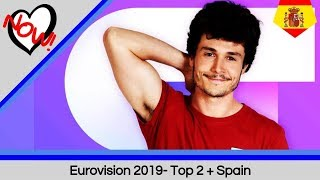 Eurovision 2019: Top 2 (So Far)- With Honest Comments