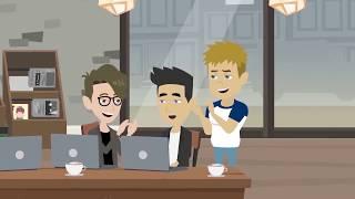 Palmiye Koçak Sandalye Animasyon Genç Girişimciler