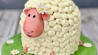 Sheep Cake  Eid Al-Adha Cake