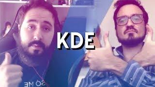 Kde Neon, Plasma Mobile e novos projetos! - D.E. TOMAZ C. (Parte 2/Final)